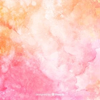 Fond de taches aquarelle abstraite