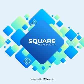 Fond de tas de carrés