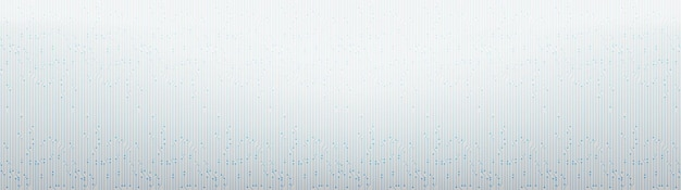 Fond de technologie blanc doux, conception de concept d'onde sonore et numérique de haute technologie, espace libre pour le texte en entrée, illustration vectorielle.