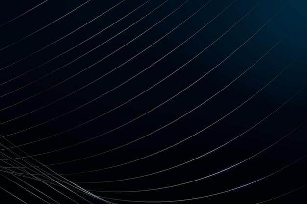 Fond de technologie numérique avec motif de vague abstraite