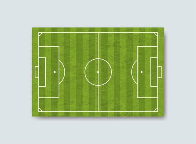 Fond De Terrain De Football Euro 2020 Herbe Verte. Terrain De Football Avec De L'herbe Verte En Forme De Bandes Vecteur Premium