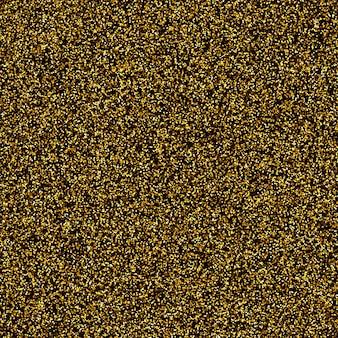 Fond de texture abstraite paillettes dorées