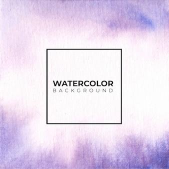 Fond de texture aquarelle abstraite violet.