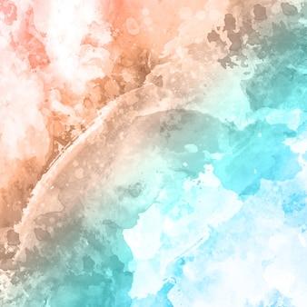 Fond de texture aquarelle détaillée