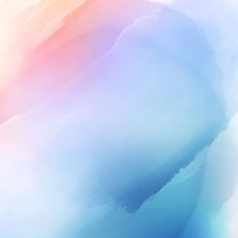Fond texture aquarelle peinte