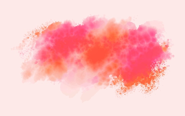 Fond de texture aquarelle pinceau
