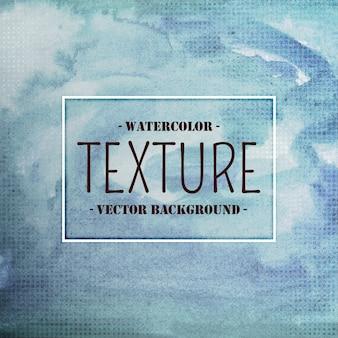 Fond de texture aquarelle polyvalent bleu