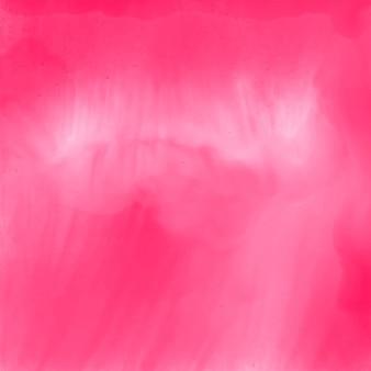 Fond de texture aquarelle rose élégant