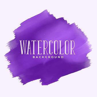 Fond de texture aquarelle violet brillant