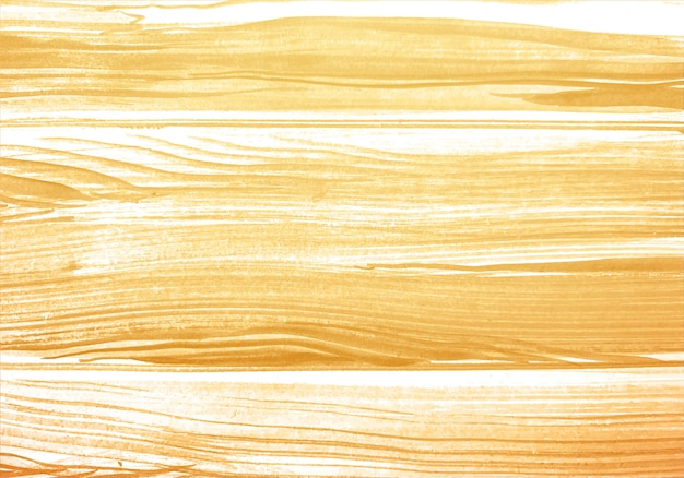Fond de texture en bois jaune abstrait