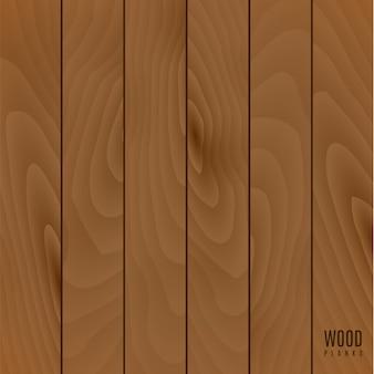 Fond de texture en bois marron pour votre conception