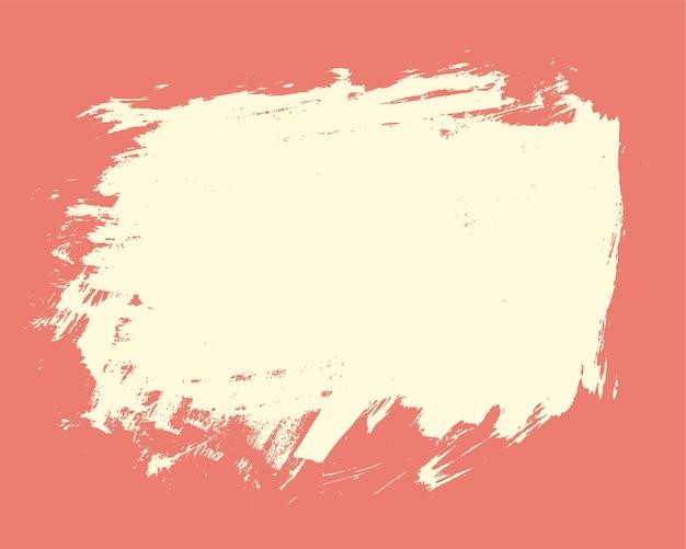 Fond de texture de cadre grunge sale style rétro
