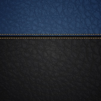 Fond de texture en cuir