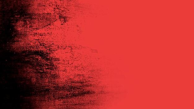 Fond texturé en détresse grunge rouge