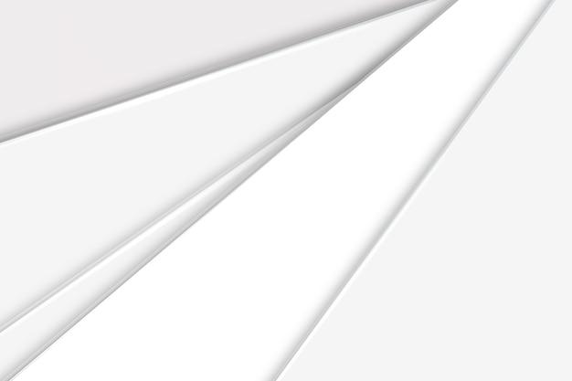 Fond de texture élégant blanc avec des lignes