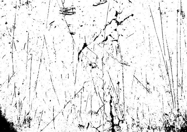 Fond de texture fissurée de style grunge