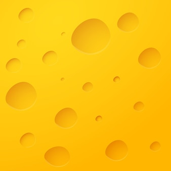 Fond de texture de fromage jaune