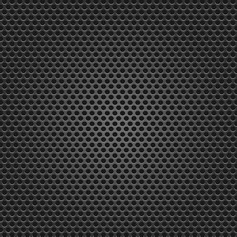 Fond de texture grille acoustique