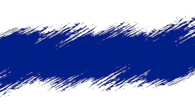 Fond de texture grunge bleu avec espace de texte