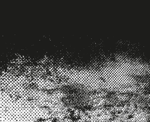Fond de texture grunge noir et blanc