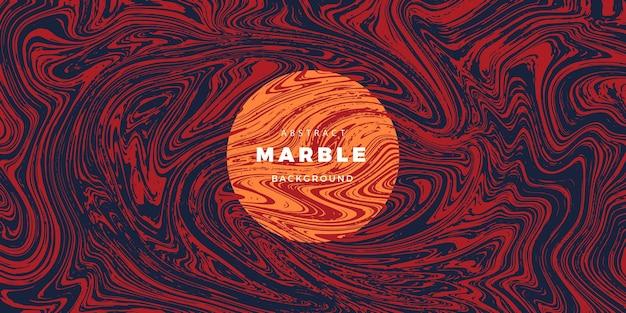 Fond de texture de marbre abstrait pour la conception de l'affiche rouge foncé