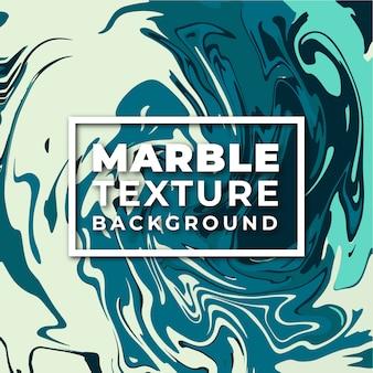 Fond de texture marbre élégant bleu et vert