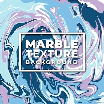 Fond de texture marbre élégant bleu et violet