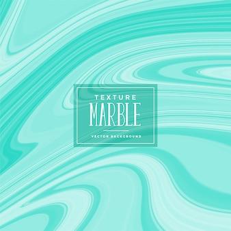 Fond de texture de marbre liquide couleur turquoise