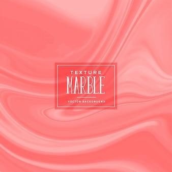 Fond de texture de marbre liquide rouge élégant