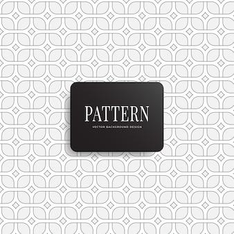 Fond de texture de motif carré arrondi horizontal extensible