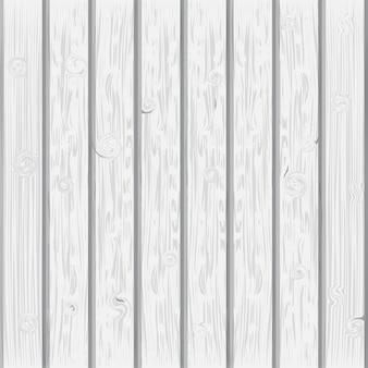 Fond de texture de planche de bois blanc
