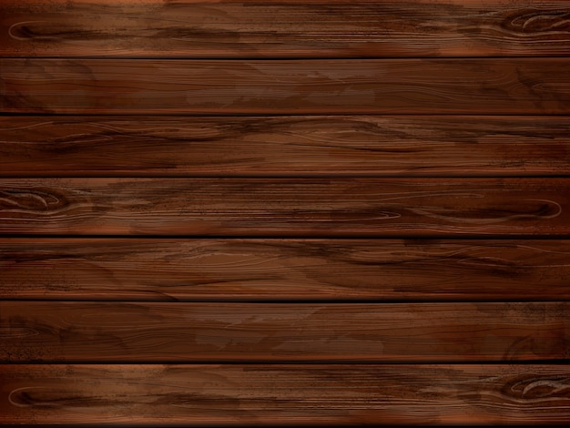 Fond de texture de plancher en bois brun