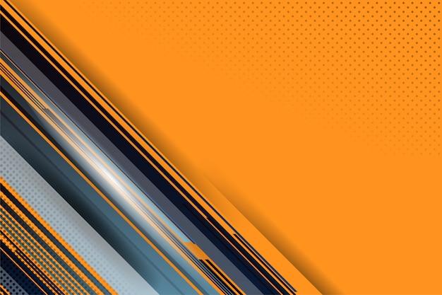 Fond de texture de points et de rayures