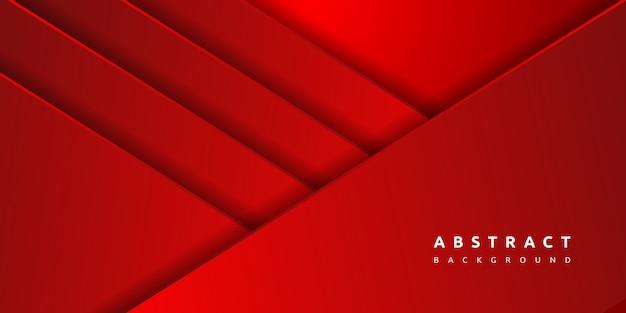 Fond de texture propre bande colorée rouge dynamique