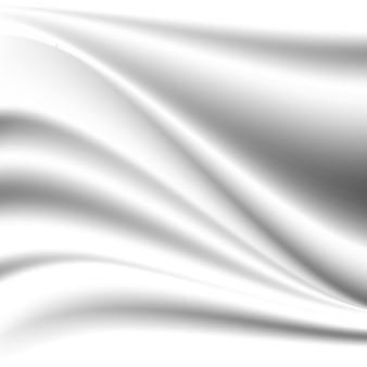 Fond de tissu blanc