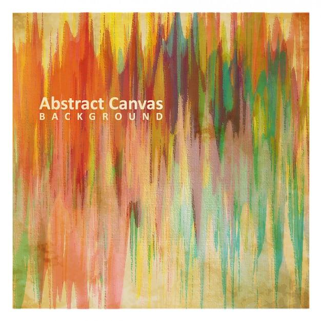 Fond de toile abstraite