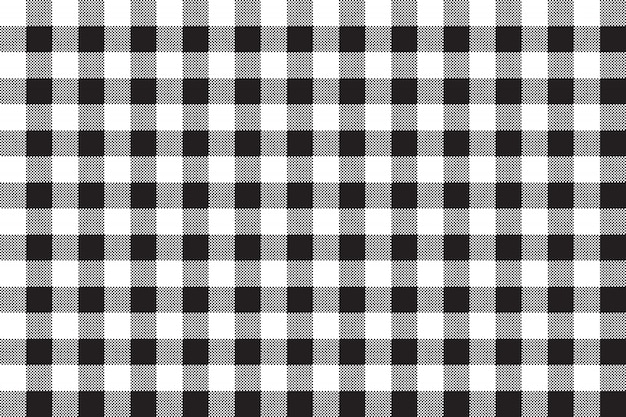 Fond transparent de checkerboard blanc noir