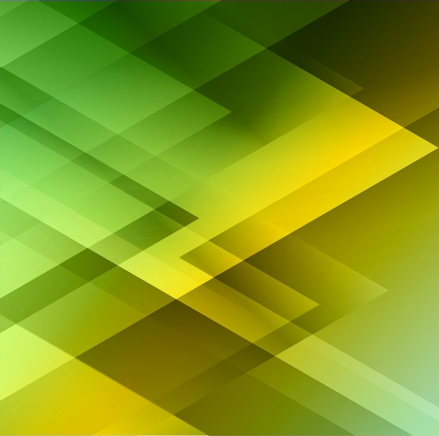 Fond de triangle abstrait pour votre texte