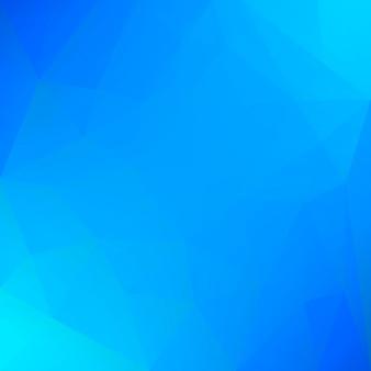 Fond de triangle carré abstrait dégradé. toile de fond polygonale de couleur glace fraîche pour application mobile et web. bannière abstraite géométrique à la mode. dépliant de concept technologique. style mosaïque.