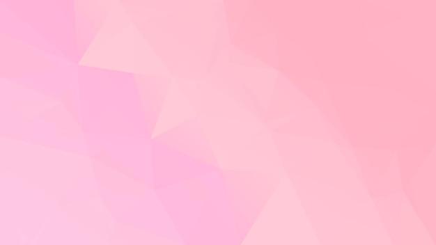 Fond de triangle horizontal abstrait dégradé