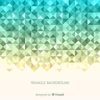 Fond de triangle