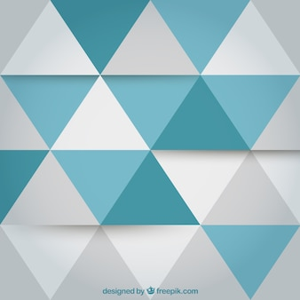 Fond triangulaire