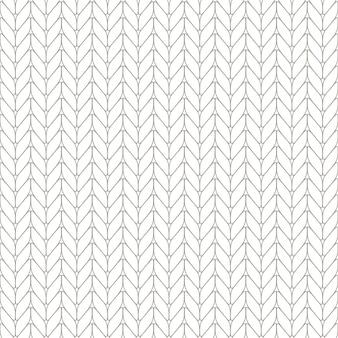 Fond tricoté sans couture. illustration