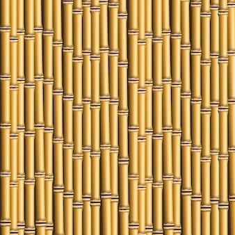 Fond de troncs de bambou. décoration de plantes de la nature
