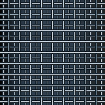 Fond de tuyaux métalliques