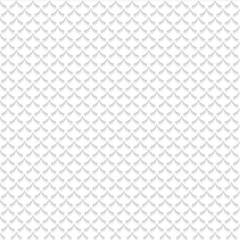 Fond de vecteur blanc de structure texturée