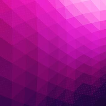 Fond de vecteur géométrique abstrait coloré.