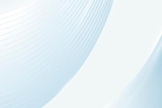 Fond de vecteur de rayures en couches abstraites bleues