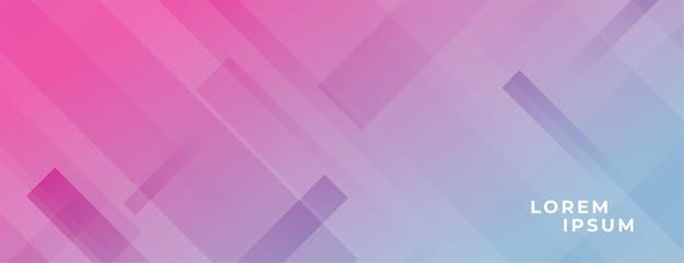 Fond vibrant avec design d'effet de lignes diagonales
