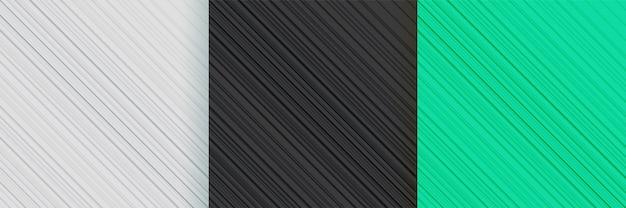 Fond vide élégant avec jeu de lignes diagonales